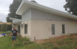 Hazelbrook Hempcrete Home