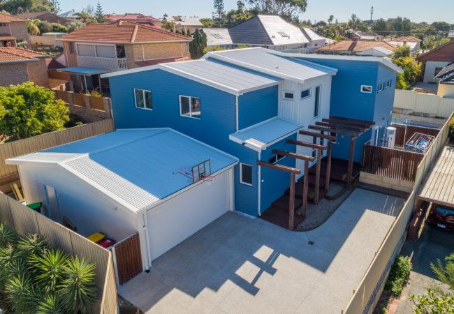 WA' s First Passive House Plus