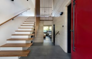 Waramanga Rammed Earth House