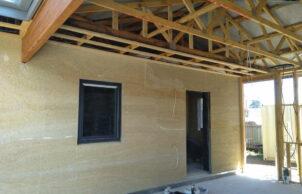Westbury Hemp House - an owner builder continuing journey