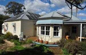 120 Year Old Toowoomba House Upgrade